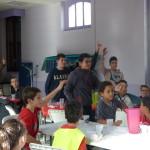 Centre de loisirs / Passerelle / Action Jeunes : Tous ensemble !