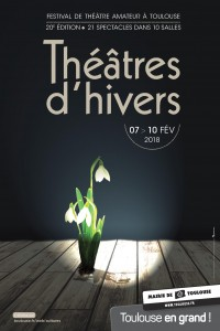 Festival Théâtres d'hivers 2019 @ MJC Croix Daurade | Toulouse | Occitanie | France