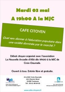 Café citoyen 03 mai 2016