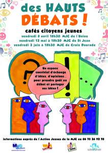 Cafés Citoyens jeunes
