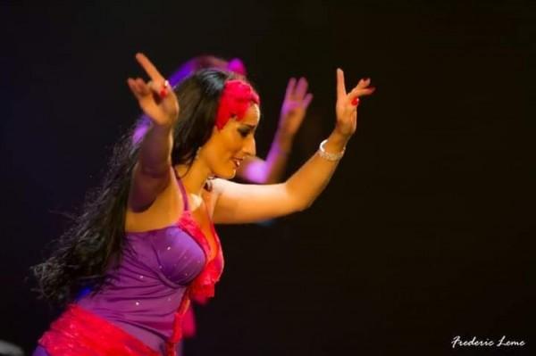 Atelier confiné : danse orientale avec Sabine Rajanikanth