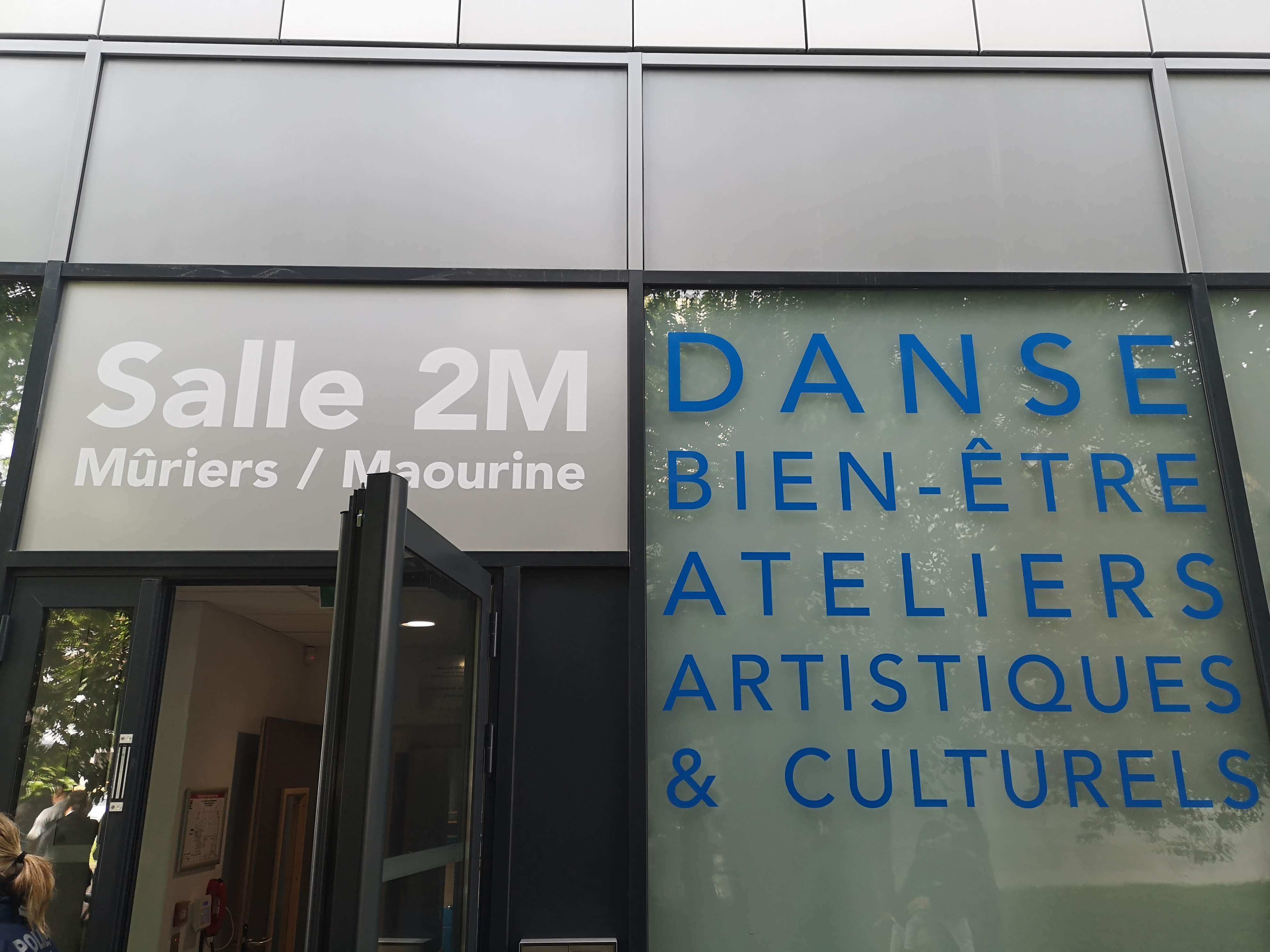 Nouvelle Salle Les Ateliers 2019 2020 A Borderouge La Mjc De